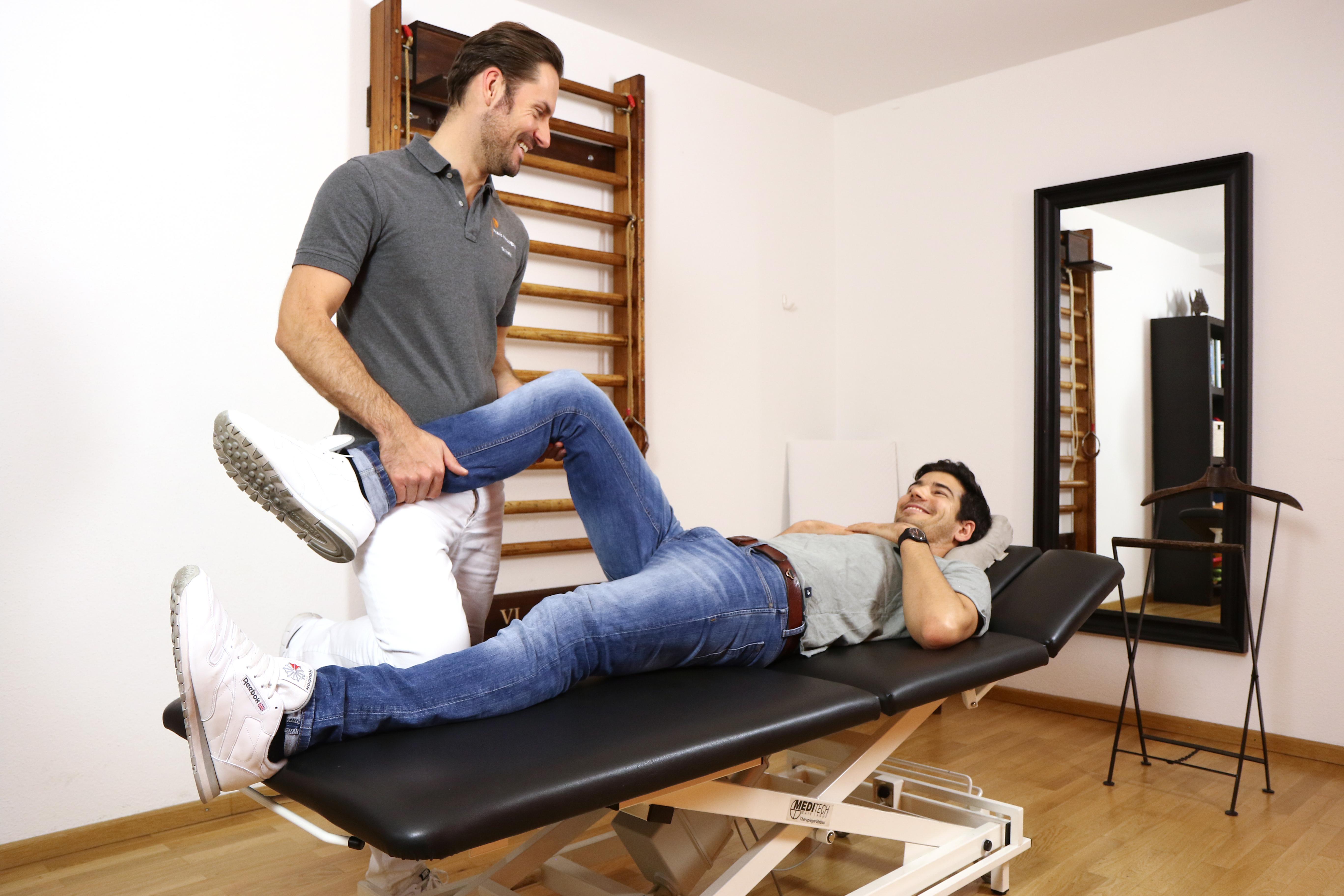 Chirotherapie & Osteopathie - Orthopaedie Praxis Herzogpark