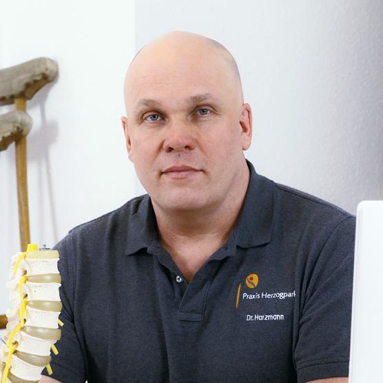 Orthopäde Dr. Harzmann in München
