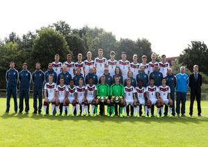 U17 Fußball-Nationalmannschaft - Orthopaedie Praxis Herzogpark