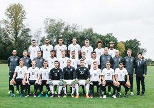 U21 Fußball-Nationalmanschaft - Orthopaedie Praxis Herzogpark